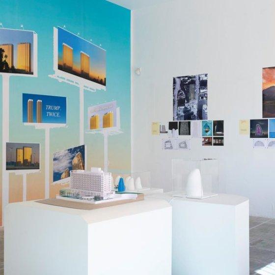 Exposition d'architectures a la villa noailles hyeres jusqu'au 17 mars 2019