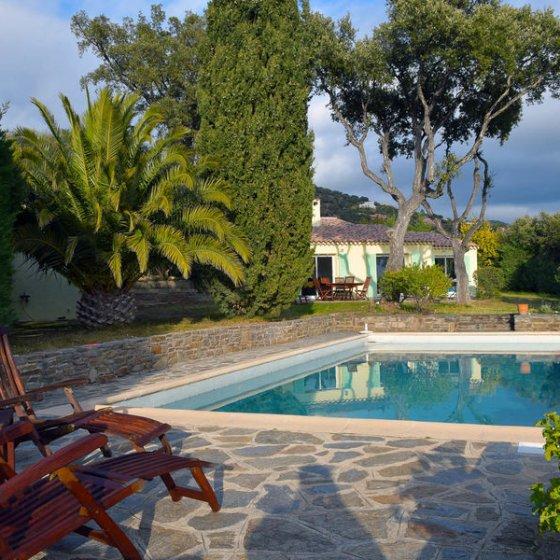 Villa avec piscine - Villas de Valcros